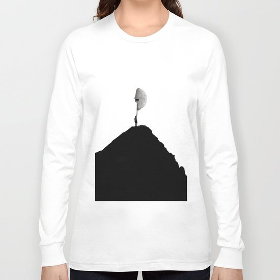 Paint Your Dreams Long Sleeve T-shirt