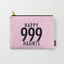 Haunted Mansion 999 Happy Haunts Carry-All Pouch