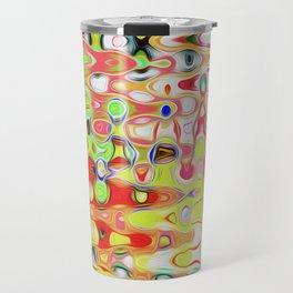 Bubblle gum Travel Mug