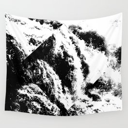 The Black Moon No. 2 Wall Tapestry