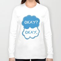 tfios Long Sleeve T-shirts featuring TFIOS Dots by All Things M