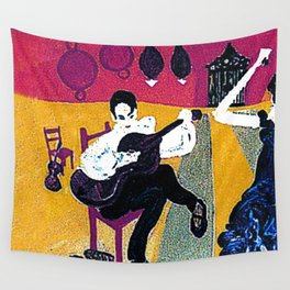 Spanish Afternoon        by Kay Lipton Wall Tapestry