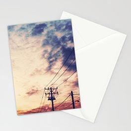 My sky Stationery Cards