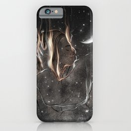 Your gifted night. iPhone Case