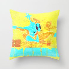 Be Amazing! Throw Pillow