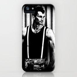 Suspenders iPhone Case