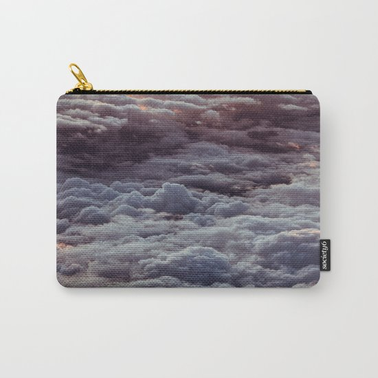 ABOVE CLOUDS Carry-All Pouch