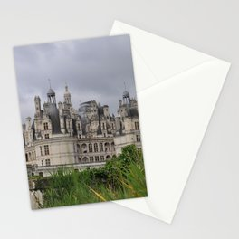 Castle of Chambord France Stationery Cards