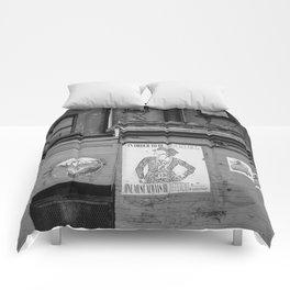 East Village Streets XI Comforters