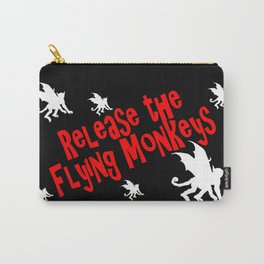 Release the Flying Monkeys Carry-All Pouch