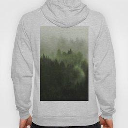 Drift - Green Mountain Forest Hoody