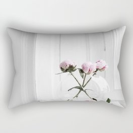 Flowers and room Rectangular Pillow