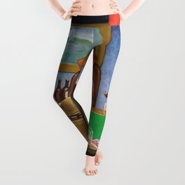A FRIEND IN NEED - C.M. COOLIDGE Leggings