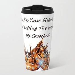 SISTERS KEEPERS Travel Mug