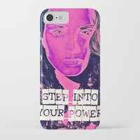 power iPhone & iPod Cases featuring Power by Cullen Rawlins