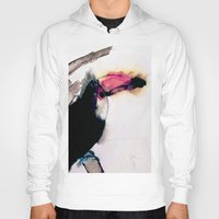 toucan Hoodies featuring toucan by Kay Weber
