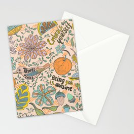 Words for teenagers Stationery Cards