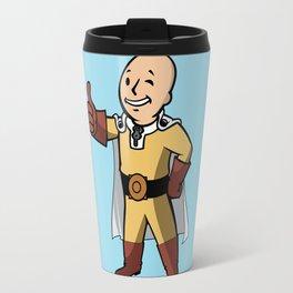 One punch boy - Parody Travel Mug