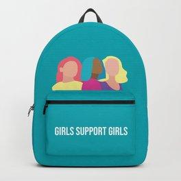 Girls support Girls Backpack