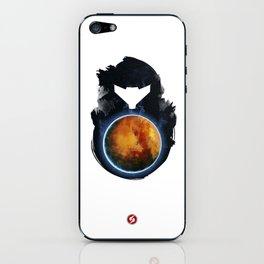 Metroid Prime iPhone Skin