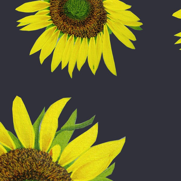 Sunflower painted  Leggings