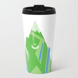 Smiley Mountain Travel Mug
