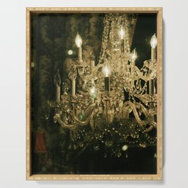 New Orleans Chandelier Serving Tray
