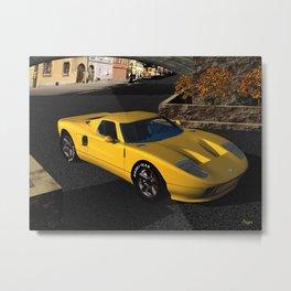 GT40 Metal Print