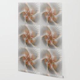 Meeting, Abstract Fractal Art Wallpaper