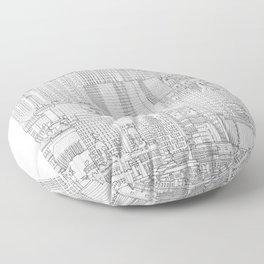 Rotterdam Floor Pillow