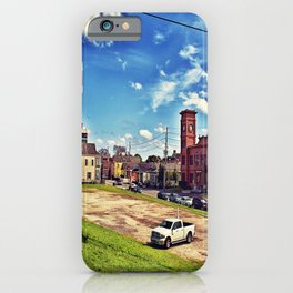Algiers Point iPhone Case