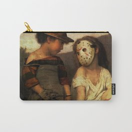 Freddy Krueger vs Jason Voorhees - Friday 13th Kids Carry-All Pouch