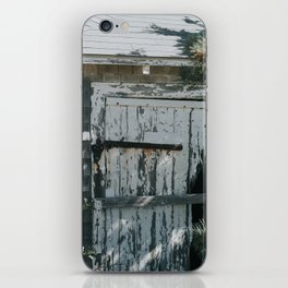 Abandoned Shack iPhone Skin