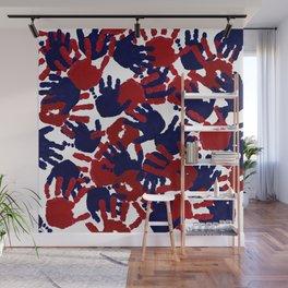 evidence v3: America, F*ck Yeah Wall Mural