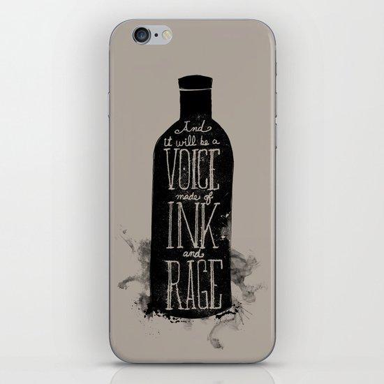 Rum Diary iPhone & iPod Skin
