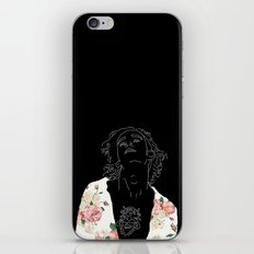 MATTY HEALY // FLORAL iPhone & iPod Skin