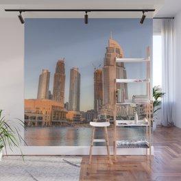 Dubai Architecture Wall Mural
