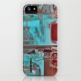 Alone Time iPhone Case