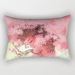 Maiden Gaia Rectangular Pillow