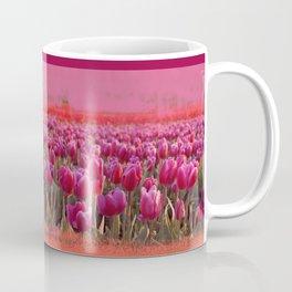 field of tulips Coffee Mug