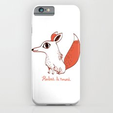 Herbert le renard iPhone 6s Slim Case