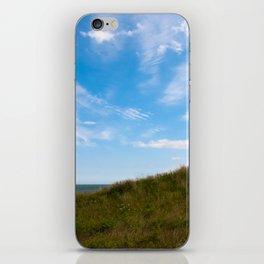 Brittas Bay. Wicklow Ireland. iPhone Skin