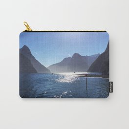 New Zealand's beauty *Milford Sound Carry-All Pouch