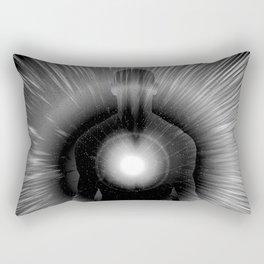 Soul or Aura Rectangular Pillow