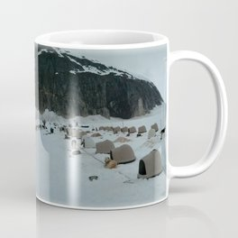 Dog Sledding Camp (Large) Coffee Mug