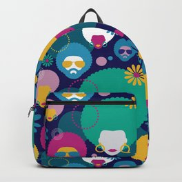 Seventies boom Backpack