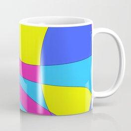 Colors in Sound Neon Coffee Mug