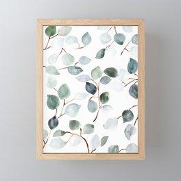 Eucalyptus Framed Mini Art Print