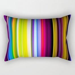 Light Beams Rectangular Pillow