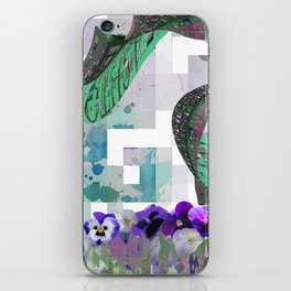 City crush iPhone Skin